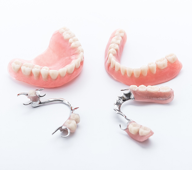 West Palm Beach Dentures and Partial Dentures